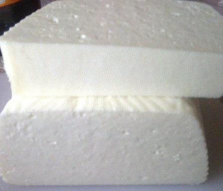 Salát sýr kravský