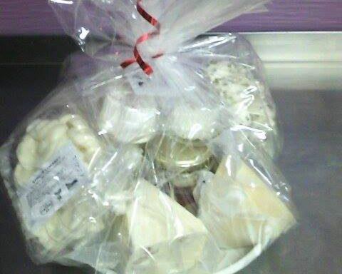 Sýrový dárkový balíček